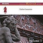 Henryk Szeryng Mozart: The Violin Concertos, Vol.1
