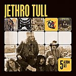 Jethro Tull 5 Album Set (Remastered) (Aqualung/A Passion Play/Minstrel In The Gallery/Too Old To Rock N Roll/Songs From The Wood)