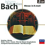 Elly Ameling J.S. Bach: Messe In H-Moll, Bwv 232 (Eloquence)