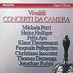 Michala Petri Vivaldi: Concerti Da Camera (49a)
