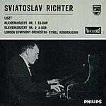 Sviatoslav Richter Liszt: Piano Concerto No.1; Piano Concerto No.2