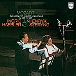 Henryk Szeryng Mozart: Sonatas For Piano & Violin K.451 & K481