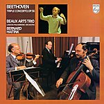 Beaux Arts Trio Beethoven: Triple Concerto, Op.36 (4)