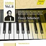 Gerhard Oppitz Schubert: Piano Works, Vol. 8