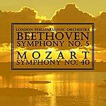 London Philharmonic Orchestra Beethoven Symphony No 5 / Mozart Symphony No 40