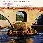 London Philharmonic Orchestra Franz Liszt Piano Concertos