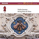 Arthur Grumiaux Mozart: The Violin Sonatas, Vol.3