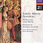 The Early Music Consort Of London Early Music Festival (2 Cds)