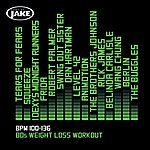 Cover Art: Body By Jake: 80s Weight Loss Workout (Bpm 100-136)