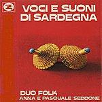 Duo Folk Anna E Pasquale Seddone Voci E Suoni Di Sardegna