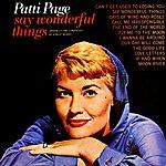 Patti Page Say Wonderful Things