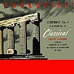 Paris Conservatoire Orchestra Sergei Prokofiev Classical Symphony