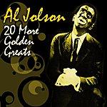 Al Jolson 20 More Golden Greats