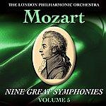 London Philharmonic Orchestra Mozart Nine Great Symphonies Volume 5