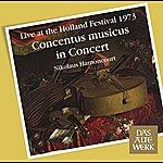 Nikolaus Harnoncourt Concentus Musicus - Live At The Holland Festival, 1973