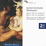 The Consort Of Musicke Monteverdi: Fourth And Fifth Books Of Madrigals (2 Cds)