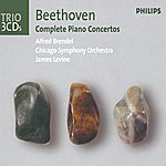 Alfred Brendel Beethoven: Complete Piano Concertos (3 Cds)