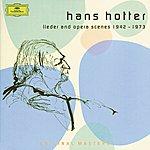 Hans Hotter Hans Hotter: Lieder And Opera Scenes 1942-1973