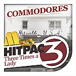 The Commodores Three Times A Lady Hit Pac