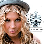 Fergie Big Girls Don't Cry (International Version)