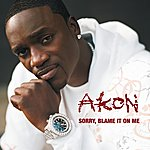 Akon Sorry, Blame It On Me (Int'l Ecd)
