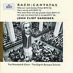English Baroque Soloists J.S. Bach: Cantatas Bwv 72; 73; 111; 156