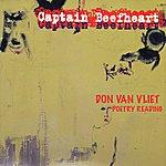 Captain Beefheart Don Van Vliet Poetry Reading