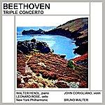 New York Philharmonic Beethoven Triple Concerto
