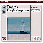 Wiener Symphoniker Brahms: The Symphonies (2 Cds)