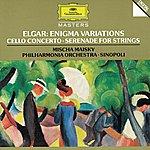 Mischa Maisky Elgar: Enigma Variations; Cello Concerto; Serenade For Strings