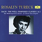 Rosalyn Tureck Bach: The Well-Tempered Clavier 1 & 2 (4 Cds)