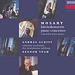 András Schiff Mozart: The Piano Concertos (9 Cds)