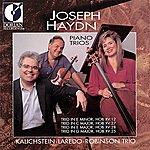 Kalichstein-Laredo-Robinson Trio Haydn, F.J.: Keyboard Trios Nos. 12, 25, 27, 28