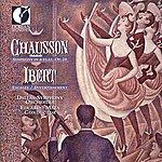 Eduardo Mata Chausson, E.: Symphony, Op. 20 / Ibert, J.: Escales / Divertissement