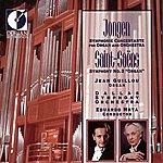 Eduardo Mata Jongen, J.: Symphonie Concertante / Saint-Saens, C.: Symphony No. 3