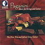 Diaz Paganini, N.: Music For String And Guitar