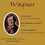Berlin Philharmonic Orchestra Wagner Tannhauser, Der Fliegende Hollander & Gotterdammerung