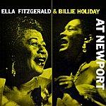 Ella Fitzgerald At Newport