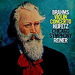 Jascha Heifetz Brahms Concerto In D
