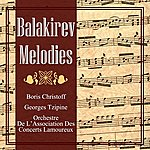 Boris Christoff Balakirev Melodies