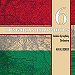 London Symphony Orchestra 6 Hungarian Rhapsodies