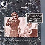 Jaime Laredo Violin Recital: Laredo, Jaime - Kreisler, F. / Faure, G. / Massenet, J. / Dvorak, A. / Sarasate, P. (Virtuoso - A Treasury Of Favorite Violin Encores)