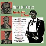 Mario Del Monaco Operatic Arias For Tenor