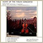 Zino Francescatti Heart Of The Violin Concerto