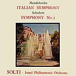 Israel Philharmonic Orchestra Mendelssohn Italian Symphony