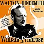 Royal Philharmonic Walton Viola Concerto / Hindemith Der Schwanendreher