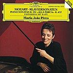 Maria João Pires Mozart: Piano Sonatas K.457 & K.331, Fantasias K. 475 & K.397