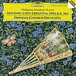 Orpheus Chamber Orchestra Mozart: Sinfonia Concertante K.297b & K.364