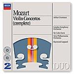 Arthur Grumiaux Mozart: Violin Concertos Nos. 1/5 Etc. (2 Cds)