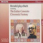 Alfred Brendel Brendel Plays Bach Including The Italian Concerto & Chromatic Fantasy